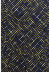 Collectif Collectif 1950s Tess Hatch Pencil Dress