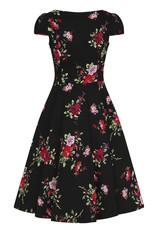 Hearts and Roses Hearts & Roses 1950s Royal Ballet Dress Black
