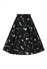 Hell Bunny PRE ORDER Hell Bunny Bunny Binky 50s Skirt
