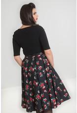 Hell Bunny PRE ORDER Hell Bunny Apple Blossom 50s Skirt
