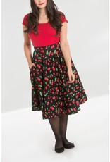 Hell Bunny PRE ORDER Hell Bunny Sweetie Cherry 50s Skirt