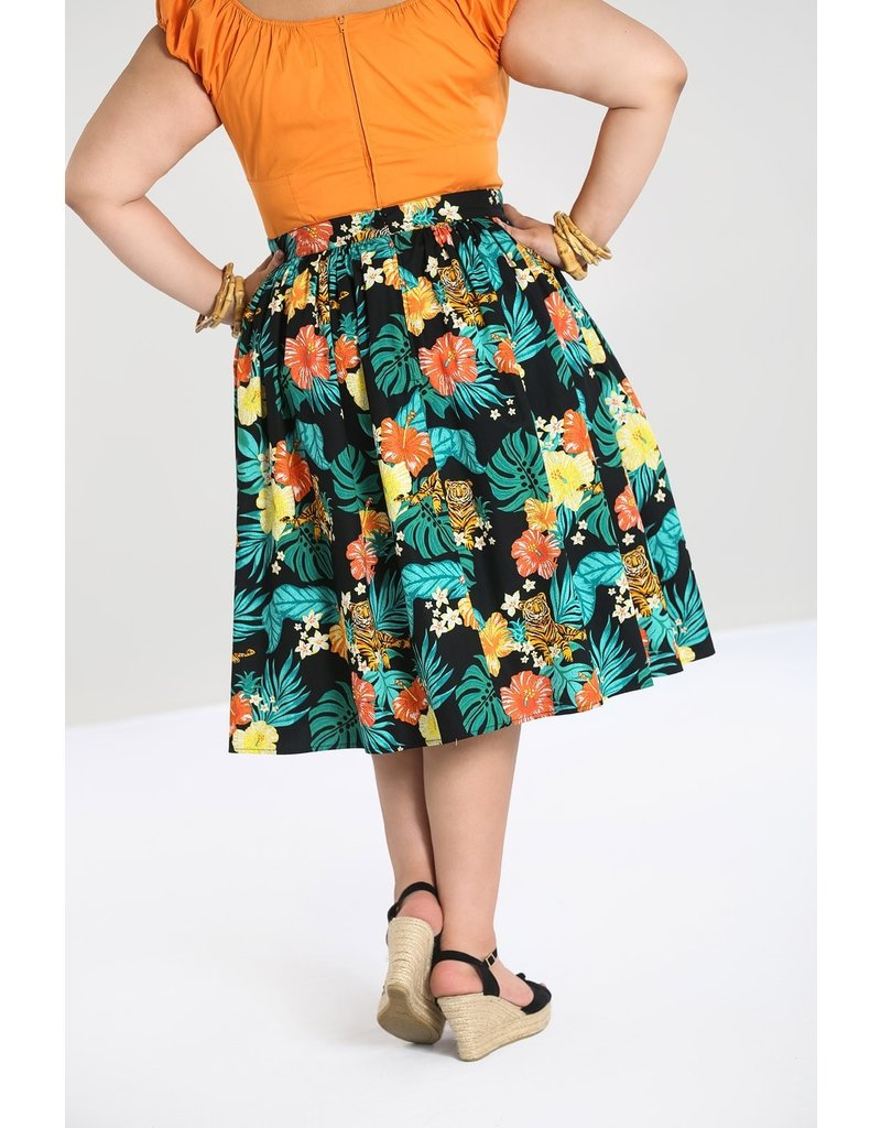 Hell Bunny PRE ORDER Hell Bunny Bali 50s Skirt