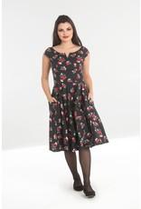Hell Bunny Hell Bunny Apple Blossom 50s Dress