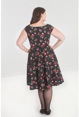 Hell Bunny PRE ORDER Hell Bunny Apple Blossom 50s Dress