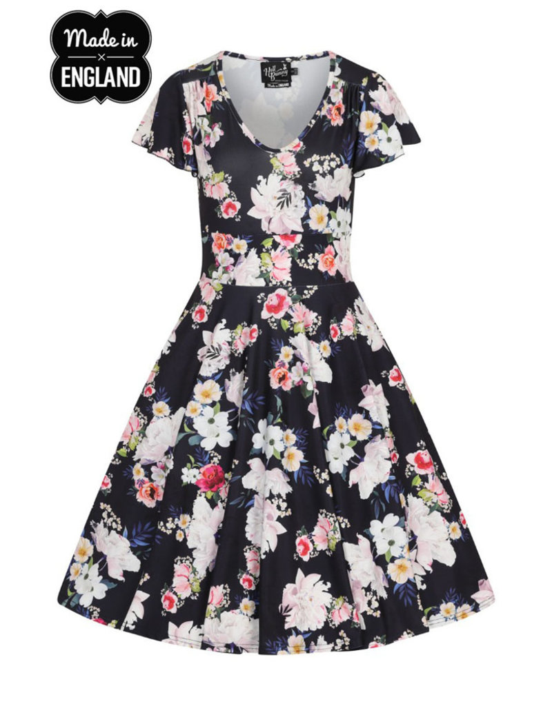 Hell Bunny PRE ORDER Hell Bunny Tussy Mussy 50s Dress