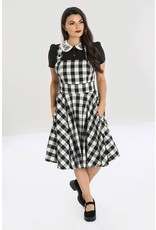 Hell Bunny SPECIAL ORDER Hell Bunny Pinafore Victorine 50s Dress