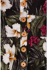 Hell Bunny PRE ORDER Hell Bunny Tahiti 50s Dress Black