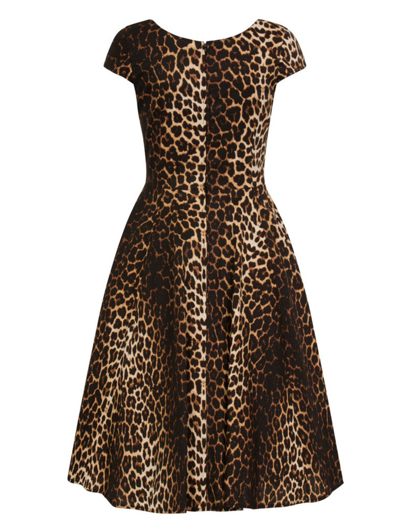 Hell Bunny SPECIAL ORDER Hell Bunny Panthera 50s Dress