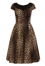 Hell Bunny PRE ORDER Hell Bunny Panthera 50s Dress