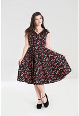 Hell Bunny PRE ORDER Hell Bunny Cherry Pop 50s Dress