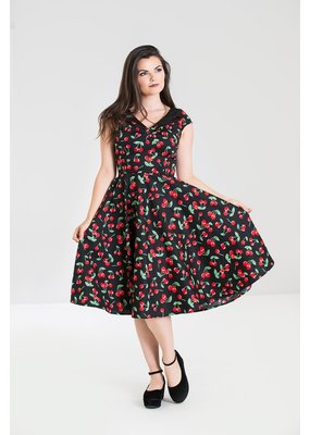 Hell Bunny PRE ORDER Hell Bunny Cherry Pop 50s Dress