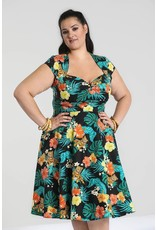 Hell Bunny PRE ORDER Hell Bunny Bali 50s Swing Dress