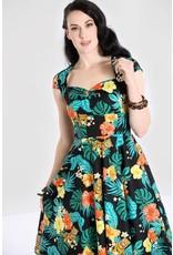 Hell Bunny Hell Bunny Bali 50s Swing Dress