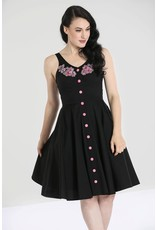 Hell Bunny SPECIAL ORDER Hell Bunny Lucy 50s Blossom Dress