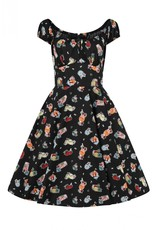 Hell Bunny SPECIAL ORDER Hell Bunny Pina Colada 50s Dress