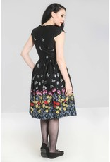 Hell Bunny SPECIAL ORDER Hell Bunny Meadow 50s Border Dress