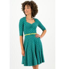 Blutsgeschwister Blutsgeschwister 1950s Lucky Clover Dress