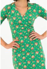 Blutsgeschwister Blutsgeschwister 1940s Jungle Flowers Dress