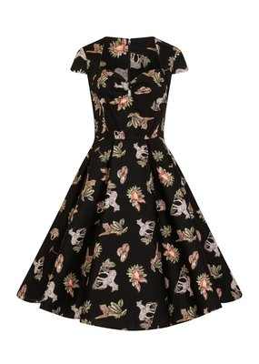 Hell Bunny Hell Bunny 1950s Messina Jungle Dress