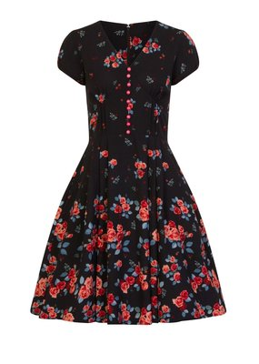 Hell Bunny Hell Bunny 1940s Ellen Dress