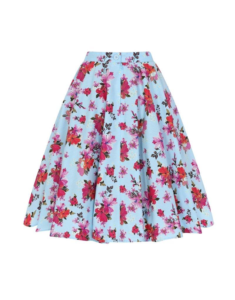 Hell Bunny PRE ORDER Hell Bunny Alyssa 50s Swing Skirt