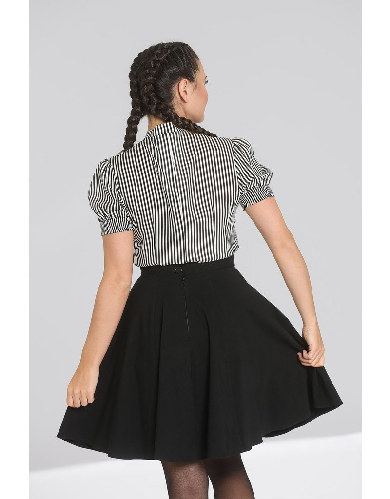 Hell Bunny SPECIAL ORDER Hell Bunny Striped Humbug Blouse
