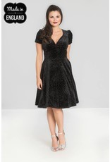 Hell Bunny PRE ORDER Hell Bunny Glitterbelle Swing Dress