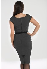 Hell Bunny SPECIAL ORDER Hell Bunny Jack Striped Pencil Dress
