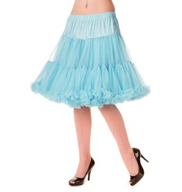 Banned PRE ORDER Banned Walkabout Petticoat Blue 21'