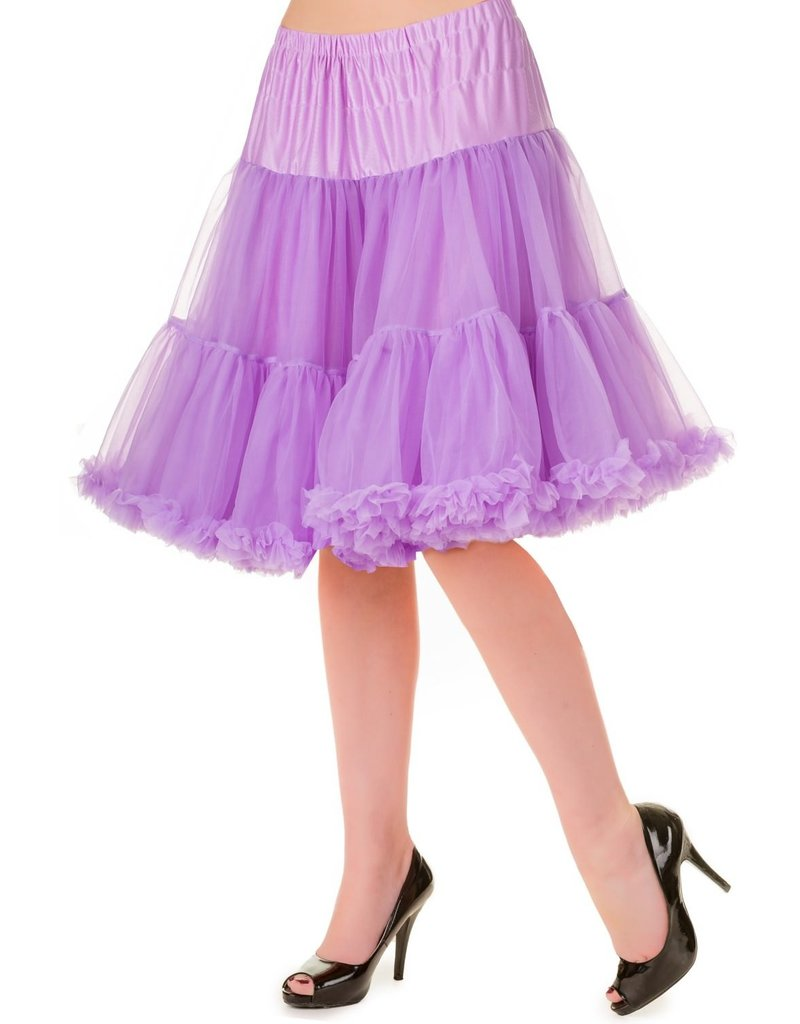 Banned PRE ORDER Banned Walkabout Petticoat Lavender 21'