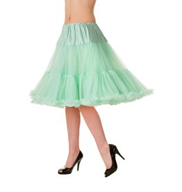 Banned PRE ORDER Banned Walkabout Petticoat Mint 21'
