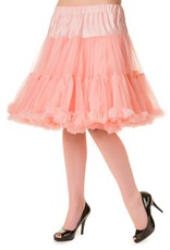 Banned PRE ORDER Banned Walkabout Petticoat Coral Pink 21'