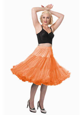 Banned PRE ORDER Banned Lifeform Petticoat Orange 27'