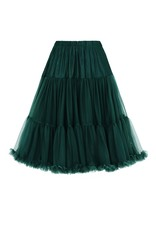 Banned PRE ORDER Banned Lifeform Petticoat Bottle Green 27'