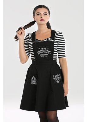 Hell Bunny PRE ORDER Hell Bunny Samara Pinafore Dress