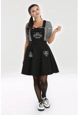 Hell Bunny Hell Bunny Samara Pinafore Dress
