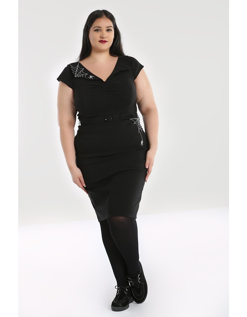Hell Bunny SPECIAL ORDER Hell Bunny Miss Muffet Pencil Dress