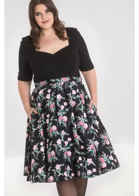 Hell Bunny PRE ORDER Hell Bunny Lily Rose Skirt