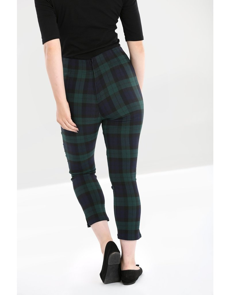 Hell Bunny PRE ORDER Hell Bunny Evelyn Cigarette Trousers
