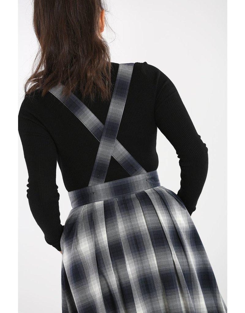 Hell Bunny PRE ORDER Hell Bunny Eddystone Pinafore Skirt