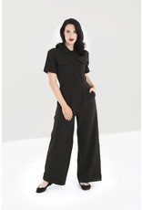Hell Bunny PRE ORDER Hell Bunny Abyss Military Boilersuit