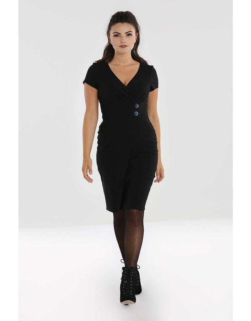 Hell Bunny Hell Bunny Claire Pencil Dress