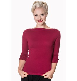 Banned SPECIAL ORDER Dancing Days Addicted Jumper Plum