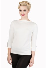 Banned PRE ORDER Dancing Days Addicted Jumper Cream