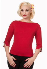 Banned SPECIAL ORDER Dancing Days Addicted Jumper Red