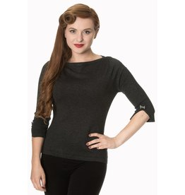 Banned SPECIAL ORDER Dancing Days Addicted Jumper Charcoal