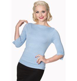 Banned SPECIAL ORDER Dancing Days Addicted Jumper Baby Blue