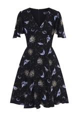 Hell Bunny SPECIAL ORDER Hell Bunny Solaris Chiffon Dress