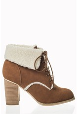 Banned SPECIAL ORDER Dancing Days Fill Your Heart Booties