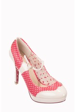 Banned SPECIAL ORDER Dancing Days Mary Jane Pumps Red